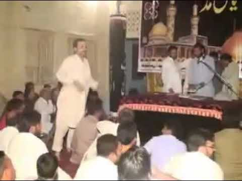 Zakir Habib Raza Haideri | Kharota Syedan Sialkot