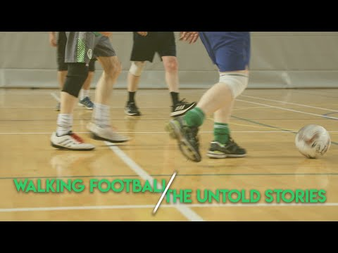 Walking Football | The untold stories