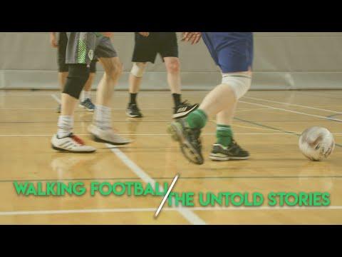Walking Football | The untold stories