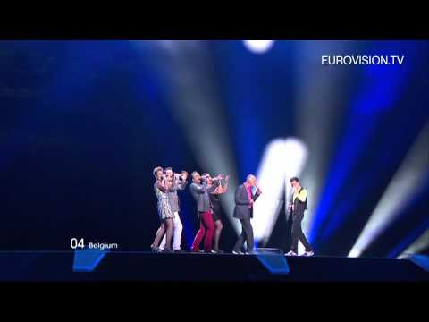 Witloof Bay - With Love Baby (Belgium) - Live - 2011 Eurovision Song Contest 2nd Semi Final