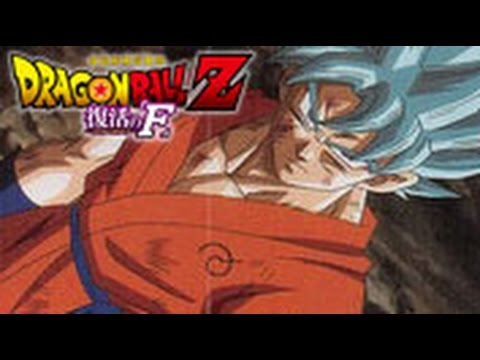 Super Saiyan God 2 Goku Dragon Ball Z: Battle of Gods 2 2015 - God Frieza MOVIE SCENES Fukkatsu no F