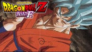 Dragon Ball Z: Battle of Gods - Super Saiyan God 2 Goku Dragon Ball Z: Battle of Gods 2 2015 - God Frieza MOVIE SCENES Fukkatsu no F