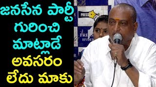 YSRCP Leader Prudhvi Raj Speech About Janasena Failure In AP Elections 2019