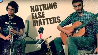 Nothing Else Matters - Guitar Clarinet Cover