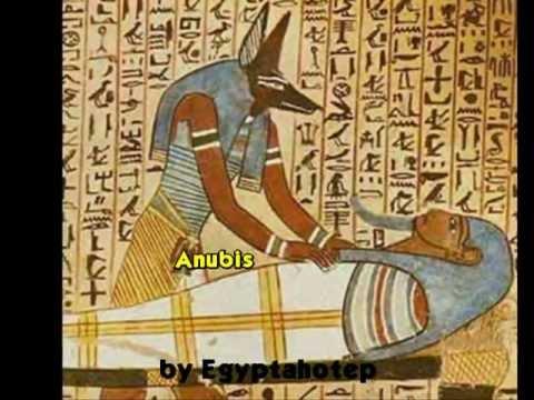 egypt 245 anubis amp sobek egyptian gods v by