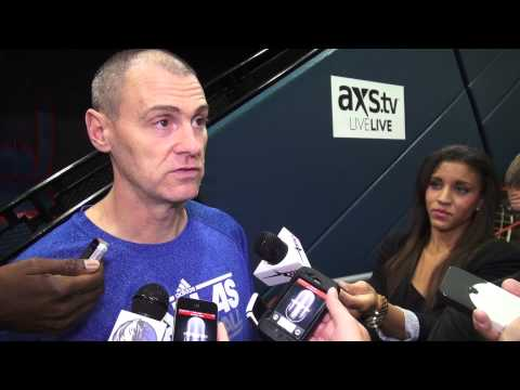 Rick Carlisle pleased with the Dallas Mavericks 1st practice