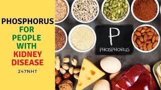 Phosphorus For People With Kidney Disease Or Kidney Failure - 247naturalhealthtricks.com