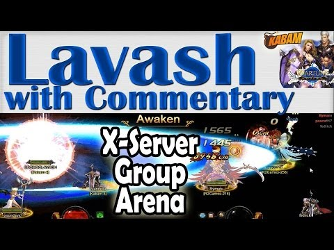 ➜ Wartune Gameplay Group Arena Level 59 Mage 79k BR by COSMOS at Kabam