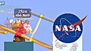 Transformice - Gameplay NASA