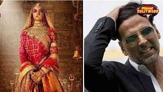 Akshay Kumar & Bollywood Film Makers Scared Of 'Padmavati' Controversy & Period Drama Movies
