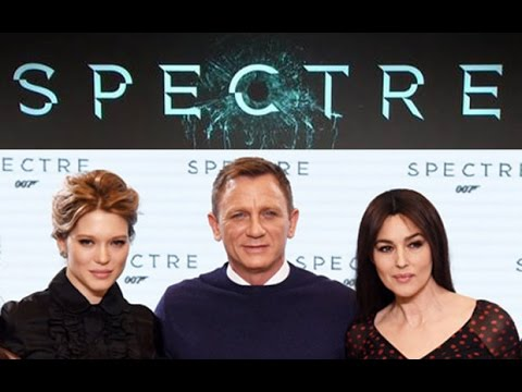 Spectre Unveiling: New James Bond Film Details Revealed video