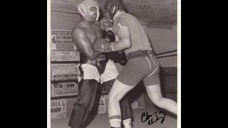 Father vs Son Boxing.