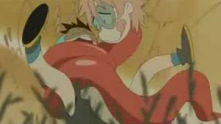 funny flcl clips, mostly haruko