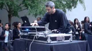 Adam Horovitz djs at MoMA