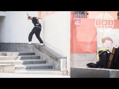 Pusher Bearings, Take Away Tour | Skateboarding in the South of Spain