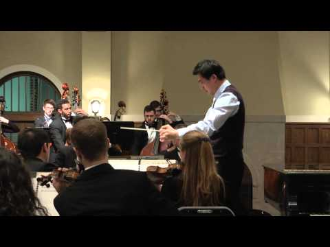 University of Iowa Symphony Collaboration