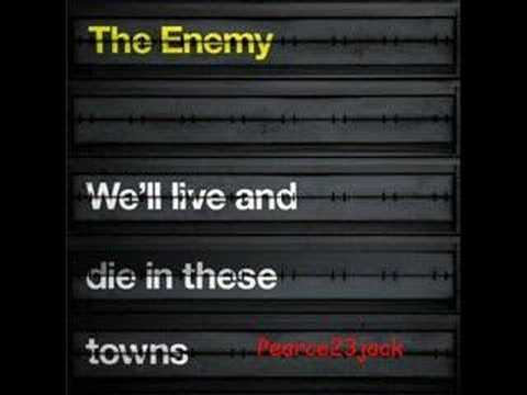 The Enemy - You're Not Alone