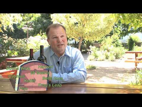 Highlights August 2010 part 1:トニー森カリフォルニアワインの旅