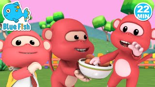 10 little monkeys - Learn English with Songs for Children by Bundle of Joy