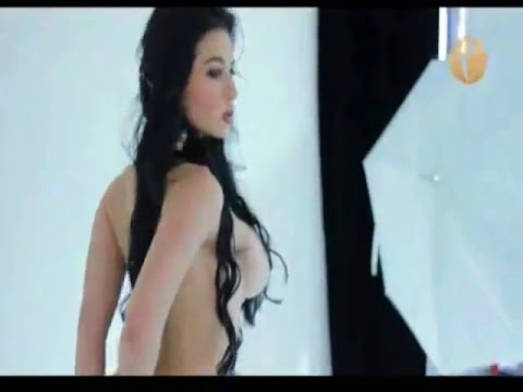 Diosa Canales - Making Off Revista Exclusiva 2012