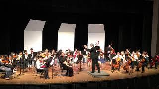 Simple Symphony: I. Boisterous Bourrée - Dublin Scioto High School Chamber Orchestra