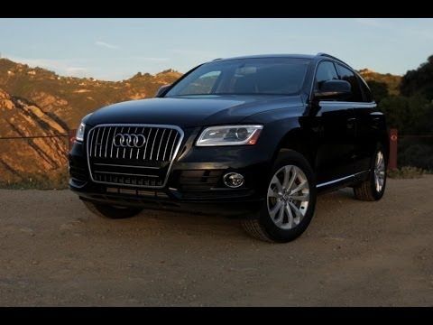 2014 Audi Q5 Video Review -- Edmunds.com