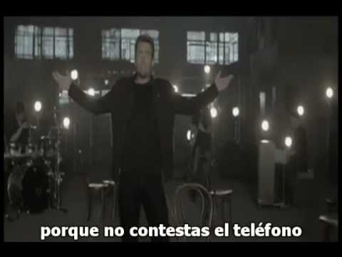 Nickelback - Lullaby - Official Performance Video video