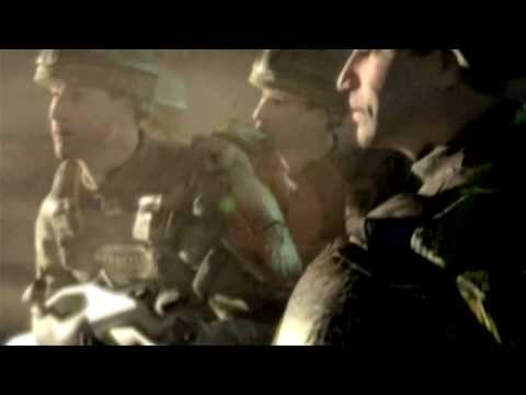 Tom Clancy's EndWar Infantry Strategy Video Briefing ( trailer )