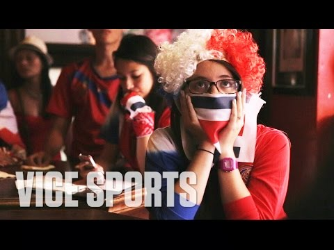 Costa Rica vs. Netherlands: Quarterfinals in NYC with Ana Rezende