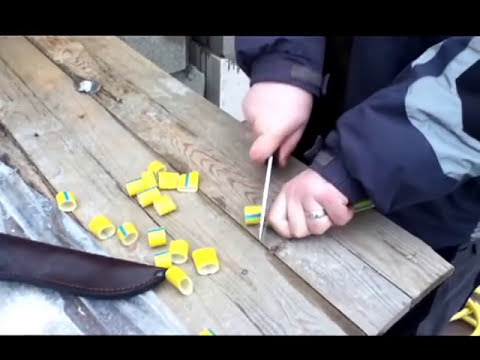 Нож Tapir'a - тесты