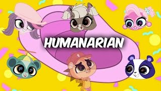 Littlest Pet Shop Humanarian Kids Version