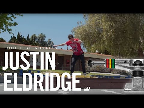 The Royal Eldridge Pro | Justin Eldridge for Royal Trucks