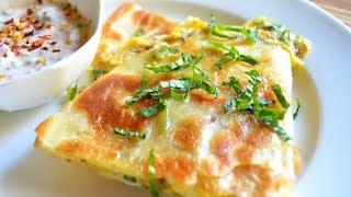 मुग़लई सुबह का नाश्ता मुग़लई पराठा बच्चो से लेकर बड़ों तक सबका मनपसंद कम तेल में |Breakfast Recipe