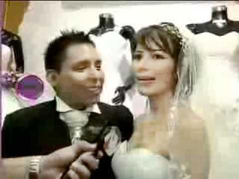Edwin Sierra ahora dice que tambien se quiere casar con su colombiana Milena 09/12/2010