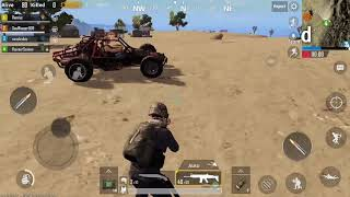 BMG CHANNEL! PUBG MOBILE! TODAY IS NOT MY LUCKY DAY😔😭