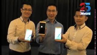 Galaxy A9 Pro 'ngam' untuk storan