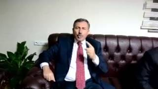 """SELÇUK ÖZDAĞ'DAN YAZAR DİDO SOTİRİYU TEPKİSİ"""""""