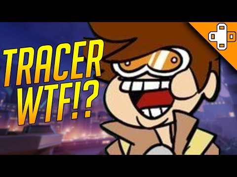 Overwatch Funny & Epic Moments - TRACER WTF?! - Highlights Montage 211