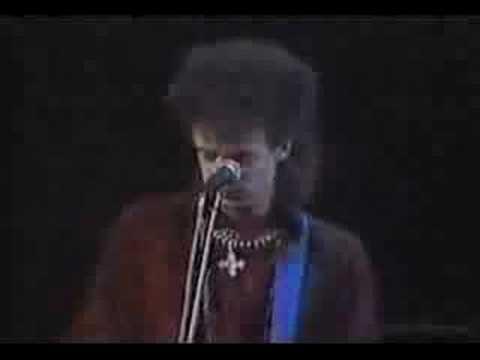 Soda Stereo - soda stereo - estoy azulado en vi�a del mar 1987