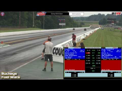 NAtional Trail Raceway Round 1 Elim Comp Eliminator