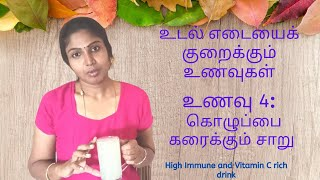 #Nithishfamily | Low Calorie and High Immune Health Drink | Morning Drink For Weight Loss