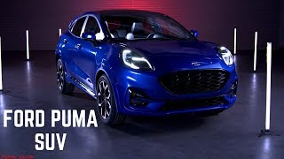 Ford PUMA SUV Coming - Rs 10 Lakh Hybrid SUV | FORD PUMA INDIA LAUNCH, PRICE DETAILS FEATURES - Puma