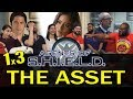Agents Of Shield   1x3 The Asset   Group Reaction