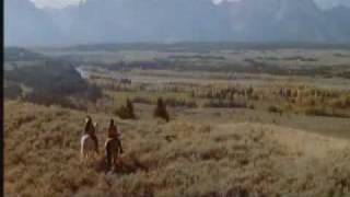 Dances With Wolves and Kicking Bird Visit a Sacred Place (with deleted footage)