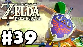 Hylian Shield and New House! - The Legend of Zelda: Breath of the Wild - Gameplay Part 39