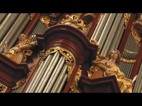 Иоганн Себастьян Бах - Трио для органа соль мажор