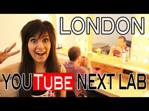 London Youtube Next Lab - CREATORS INVADE LONDON -