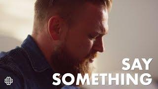 Download Lagu Justin Timberlake - Say Something (Cover) Gratis STAFABAND