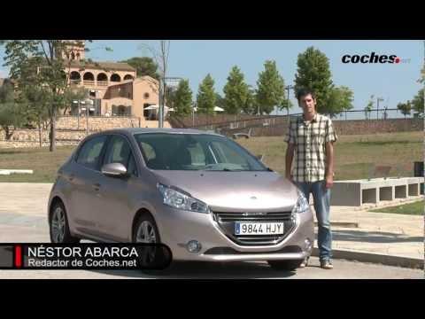Peugeot 208 1.6 e-HDI - Prueba / Review (2013)
