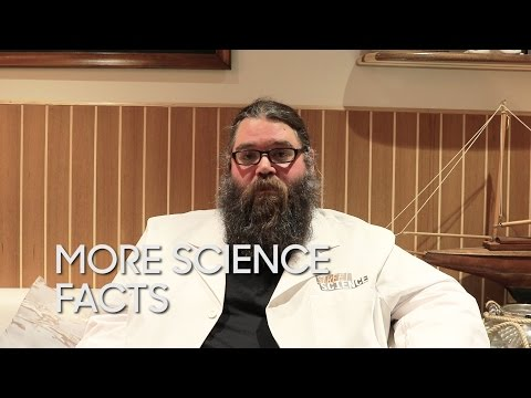 More Science Facts with Kevin Delaney